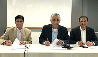 Engro Energy Services Limited signed a MoU for Project Management with Thal Nova Power Limited, a majority-owned company by Thal Limited & Novatex Limited 17