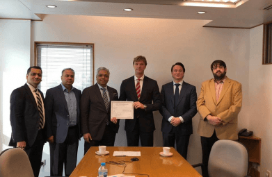 Engro closes deal with Dutch giant Royal Vopak for 29% shareholding in Elengy Terminal Pakistan Ltd. This deal will pave the way for Engro and Royal Vopak to combine their resources and expertise to collaborate in future ventures at home and abroad 15