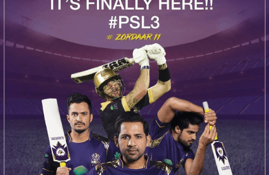 Fueling our passion for cricket, Engro sponsors Quetta Gladiators for PSL season 3 20