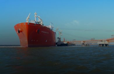 Engro Elengy Terminal Limited completes 200 ship to ship (STS) transfers 12