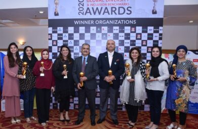 Engro bags the highest number of Global Diversity & Inclusion Benchmark (GDIB) Awards 2020. 7